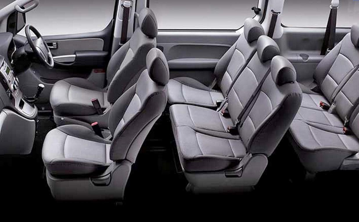 Hyundai Imax Interior