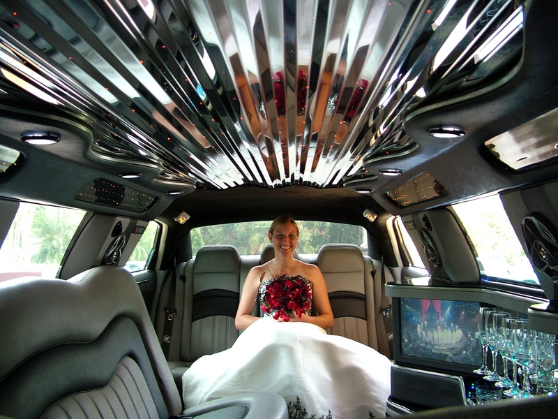 Chrysler Super Stretch Interior