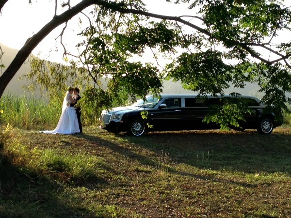 how to take photos of sttreched limousines